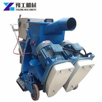 road floor clear shot blasting machine for sale