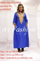 African bazin riche for women African casual dress long dress
