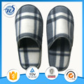 high quality wholesale newly design disposable slippers for airline, spa and hotel