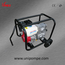 WT-30X Gasoline Engine Pump, motor pump 3 inch for sludge and trash water