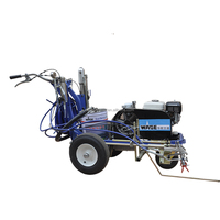 Cold Spraying Road Marking Paint Stripping Machine