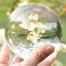 Factory Supplier Clear Glass Balls For Wedding Decorations