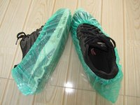 Disposable PE Shoe Covers Zapatos Desechables