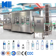Last design customized drinking pure water filling machine Germany