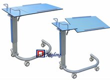 Commpact Laminate hospital over Bed Table / Dining Table