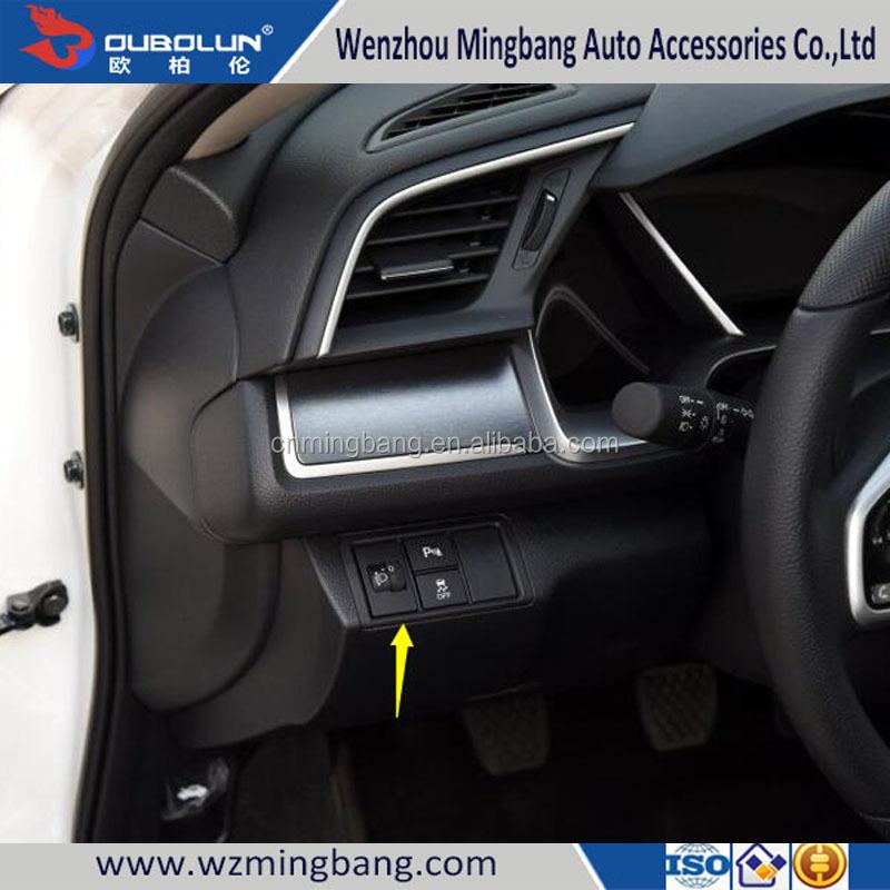 Interior accesorios para el coche fibra de carbono - Accesorios coche interior ...