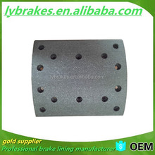 FSL645 brake lining high quality shoes in low price for sale