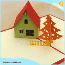 Colorful pictures of handmade cards,Handmade luxurious 3D card