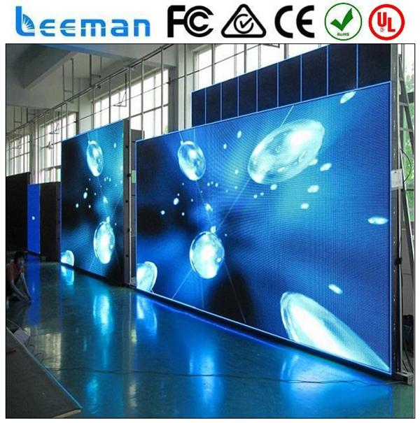 led display cabinet strip light round dial touch screen digital led watch ph16 outdoor led display screen.
