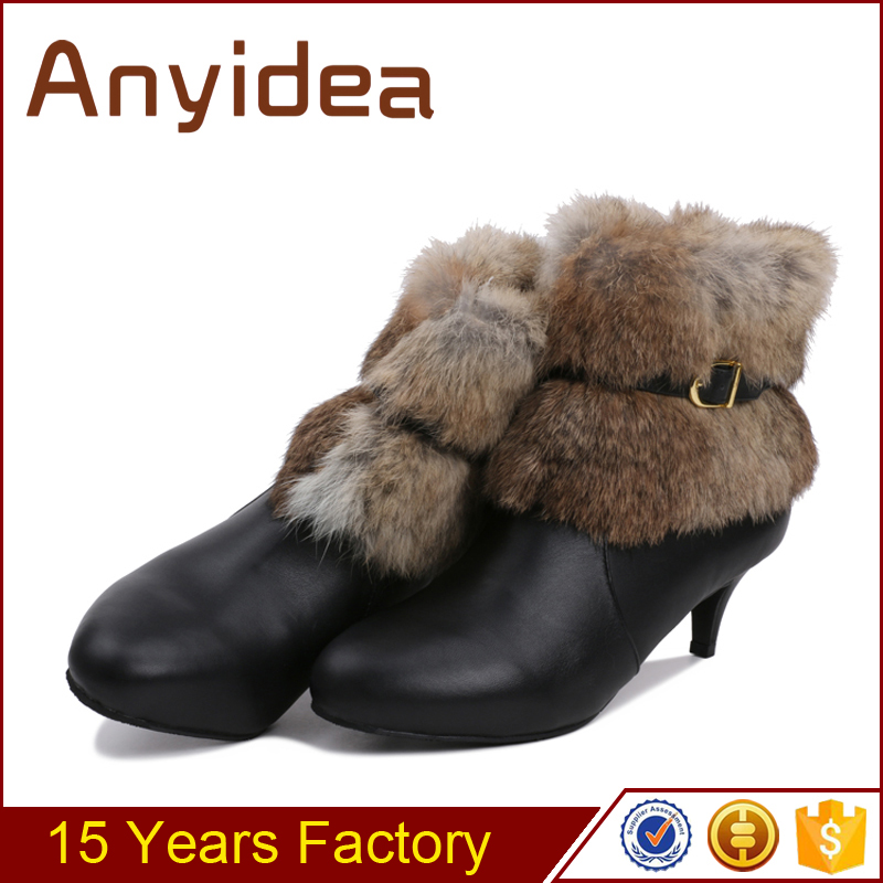 hairy women china sheepskin boots boots military ankle boot