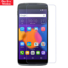 Good Quality 2.5D for Alcatel Idol 4s Tempered Glass Screen Protector