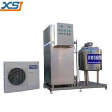 Industrial dairy process machinery milk pasteurizer and homogenizer