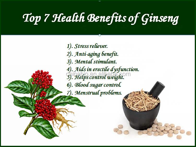 GMP Factory Supply Natural Ginseng Extract for Hair