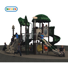 2018 High Quality Outdoor Kids Amusement Park With Playground Equipment Nature Series Game for children