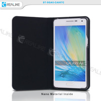 New arrival flip cover for galaxy A5, Europe hot selling leather case for Samsung A5