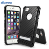 2017 Alibaba Best Sellers TPU PC Raw Material Rugged Celular Case Phone Cover For iPhone 7 Plus With Stand