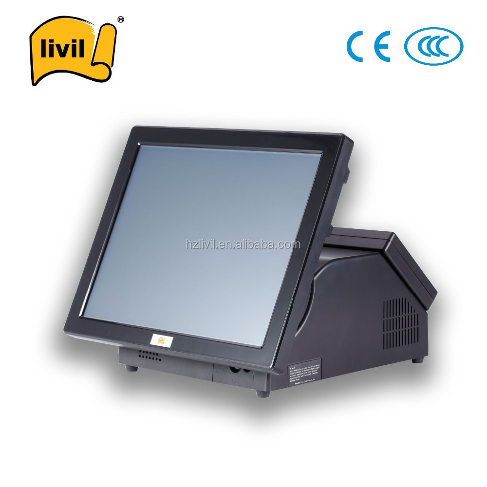 Touch Screen POS Machine Shop/Store/Restaurant POS Terminal