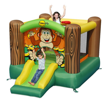 Happy Hop Bouncy Castle -9201G Indoor Mini Bouncy Castle,jumping castles for sale,inflatable toys