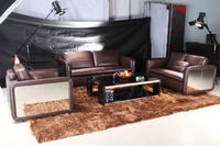 2016 modern leather sofa