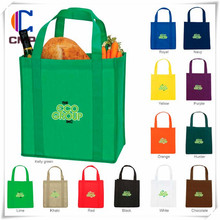 promotional conference bag non-woven gift bag nylon 190t drawstring laundry bag