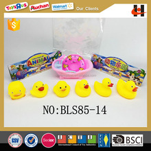 floating bath toy rubber animals for bath toys