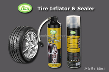 Hot sale tire sealer inflator spray tire repair spray Automatic tire sealant and inflator