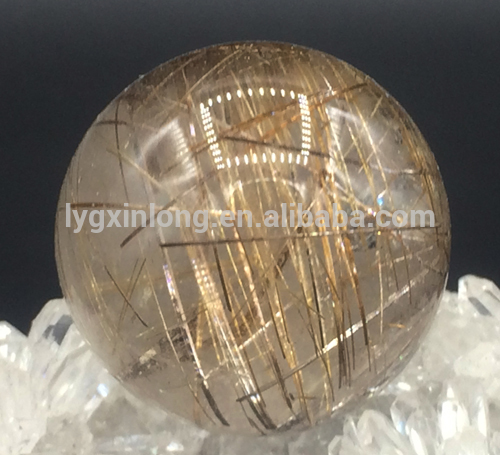 Marketing plan new product natural unprocessed craft economic price high-ranking crystal ball for sale