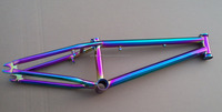 colorful bmx frame CR-MO material bmx frame for sale best sale bikes frames
