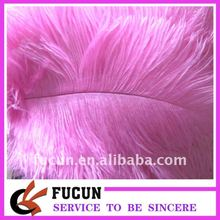 hot saled Pink Ostrich Feather for decoration