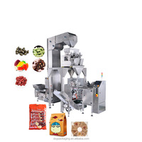 chicken meat and sauce packing machine
