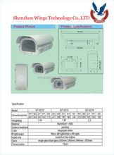 cctv Camera Housing/cctv housing/ip66 outdoor cctv dome camera housing