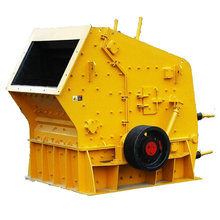 APEX stone finely impact crusher 2014 SDF