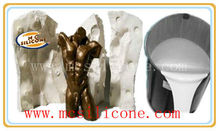 Mold Making Silicon Rubber for Gypsums Statues
