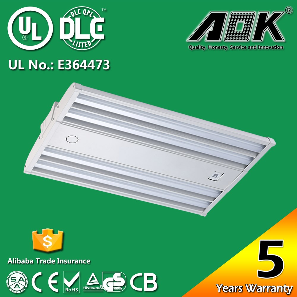 ip65 100w 150w 200w 250w 300w 400w 500w industrial led linear high bay light
