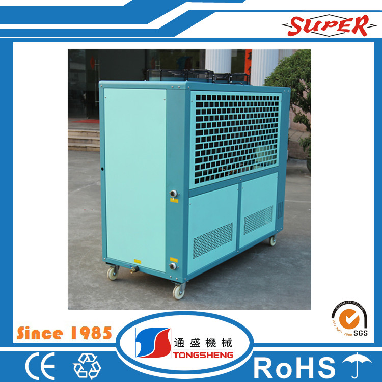 CE&ISO high effective air cooled chiller/laser chillerr sale