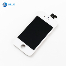 China Original mobile phone replacement display lcd touch screen digitizer assembly for iPhone 4S
