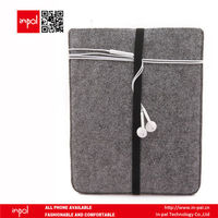 Premium foldable bag for ipad 4 suitable for travel or business trip