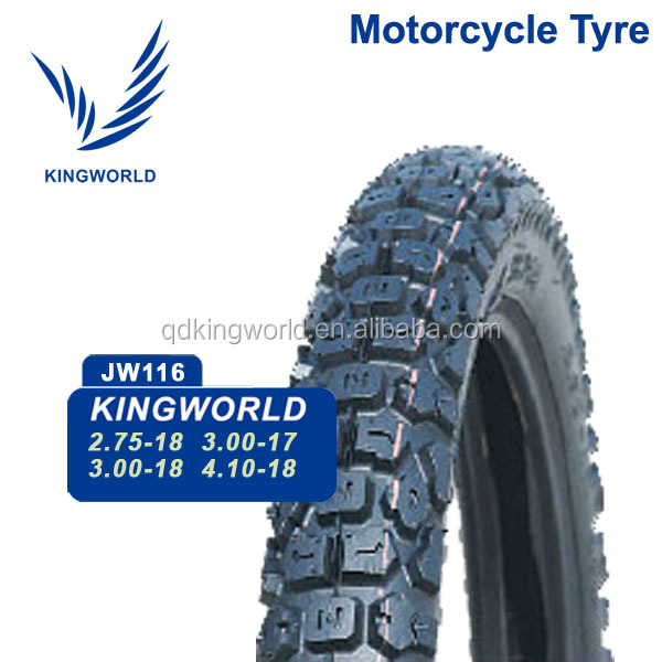 China Factory Top Brand Top Quality Best Sell in Africa Motorcycle Tire