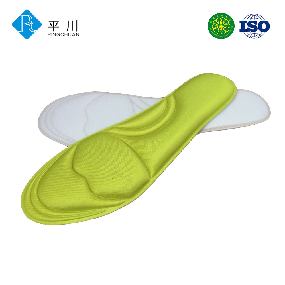 sponge foam shoe insoles massage mat for foot met pad insole orthotic