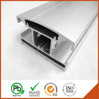Best quality OEM extruded prices of aluminum profile extrusion
