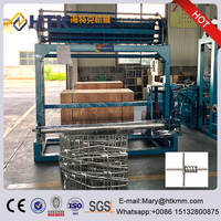 Field fence machine /grassland mesh fence machine(professional factory)