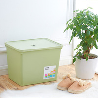 Household multi-function plastic extra large toy storage box