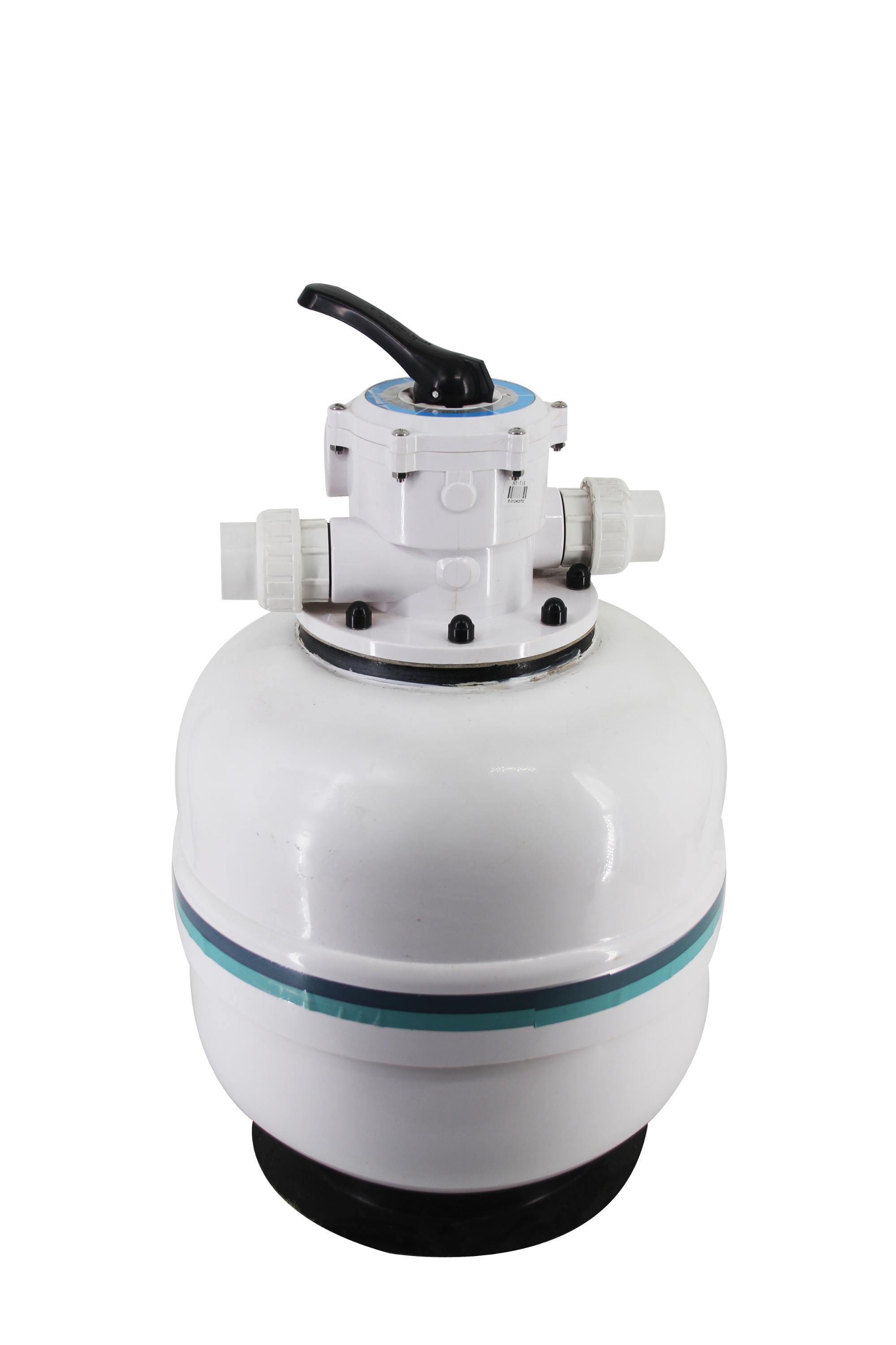 Swimming pool water equipment high efficient sand filter with pump on sale