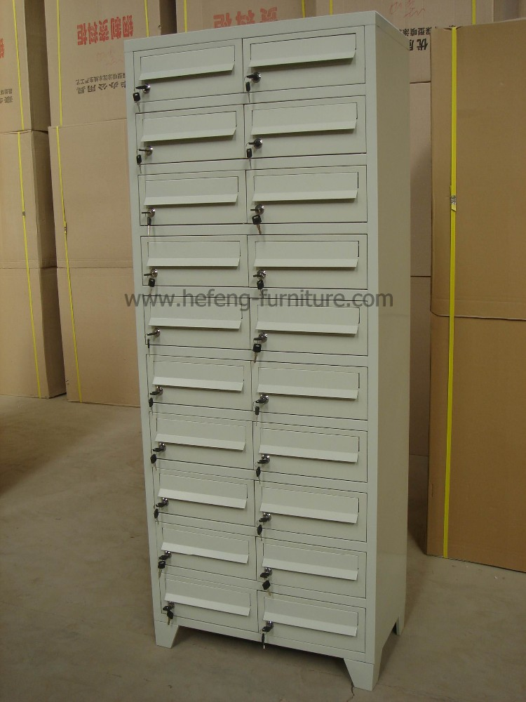 Apartment metal letter boxes, flat mail box, mailbox