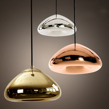 2016 Hot sale three mushrooms style high quality false glass ceiling lamp led hanging lights