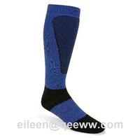 Ski Socks Keep Feet Warm Graduated Compression Wool Winter Snow Socks