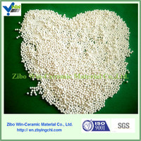 99% alumina ceramic packing beads