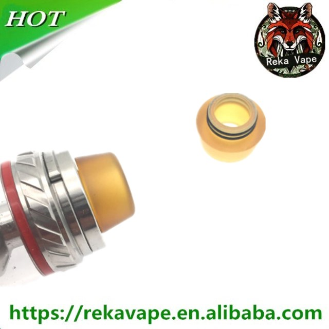 the newest and high quality PEI vapor 810 vape drip tips for Kennedy Goon RDA