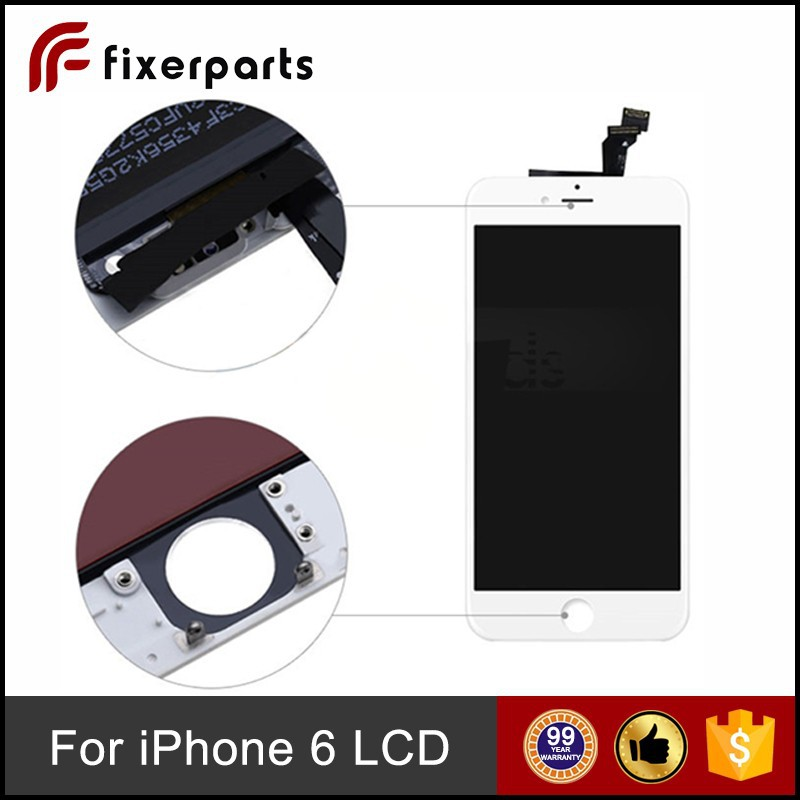 "Wholesale Parts LCD Screen for iPhone6 LCD Screen Replacement 4.7"" inch"