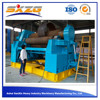 W12NC series Four Rollers Plate Rolling Machine for 12x4000mm and pre-bending hydraulic rolling machine